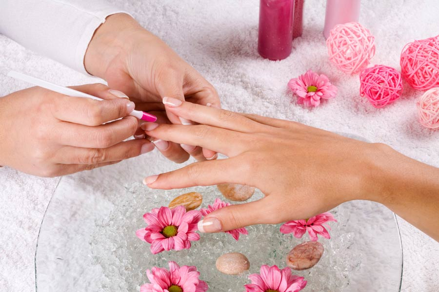Manicure Refined Day Spa Coral Springs