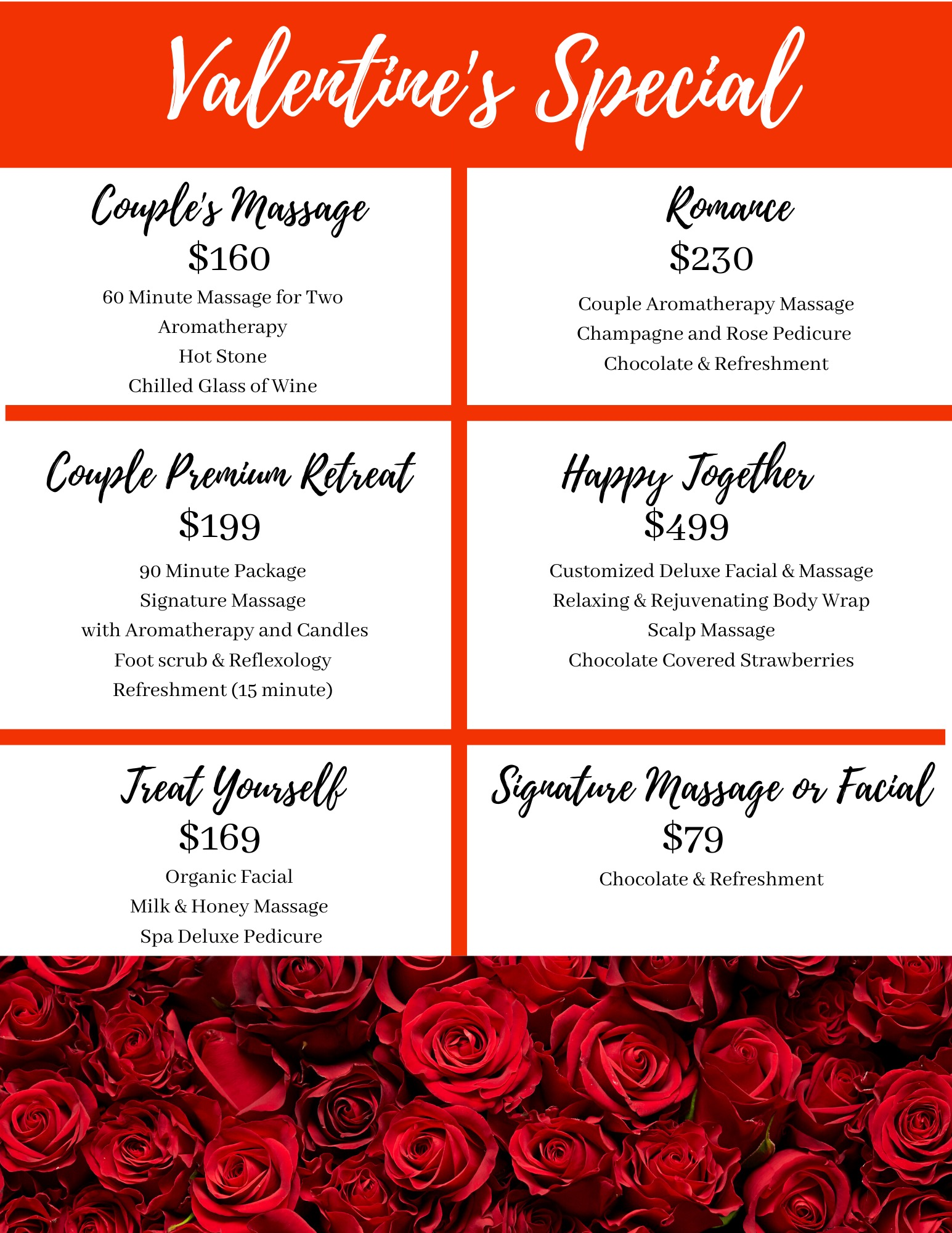 Coral Springs Couples Massage Valentines Day